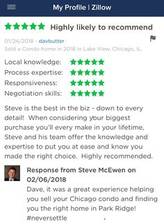 We love helping people make the transition from the city to the suburbs.  Call us for your free consultation (312) 307-9470 or e-mail Steve@MakingChicagoMove.com #ChicagoRealEstate #ChicagoCondo #HomeBuyer #HomeSeller #neversettle