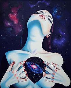 art by Harumi Hironaka