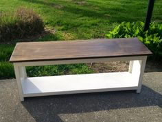 Simple Bench | Do It Yourself Home Projects from Ana White