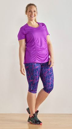 the best fitness fashion for plus size