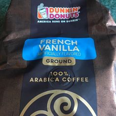 England has Dunkin Donuts now. Therefore my prayers for flavored coffee that doesn't have to be shipped from the US have been answered.