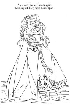 Disney Coloring Pages: