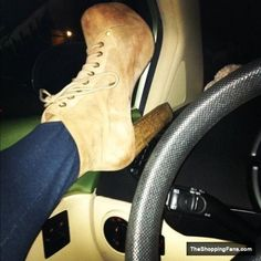 cream boots by Jeffrey Campbell 1 The Shopping Fans