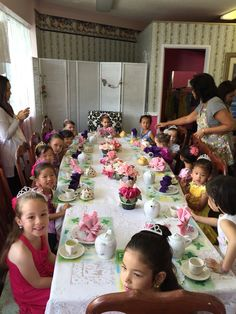 Birthday Parties Are A Thriving Business