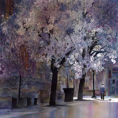 Мобильный LiveInternet ПРИХОДИ... на пороге когда-то придуманной мной весны... (поэзия, музыка, акварели) | Tanita_Cat - Дневник Тианы |
