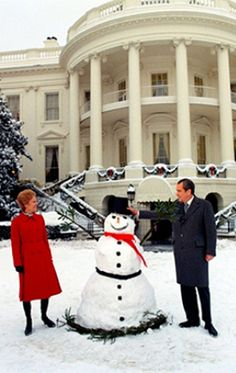 President and First Lady (Nixon)The White House at Christmas: A timeless tradition - CBS News