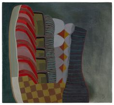 """Lucy Mink """"Nico's Quilt"""" – Oil on linen, on wood x – 2010 Love Collage, Art Basel Miami, Jan 20, Color Pencil Art, Art Archive, Art File, Op Art, Contemporary Paintings, Mink"""