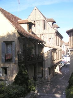 Bergerac. Plaza de la Mirpe.