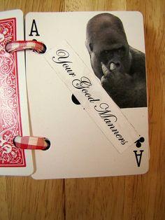 52 Reasons why I love you card deck