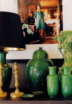 Secrets from Decorating Insider: Mary McDonald GREAT VASES FOR BEDROOM