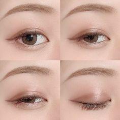 Kiss Makeup, Beauty Makeup, Face Makeup, Korean Eye Makeup, Asian Makeup, Make Beauty, Beauty And The Beast, Makeup Trends, Makeup Inspo