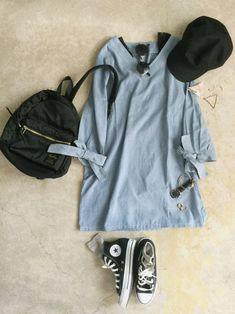 ナチュラル服のイタフラ|italie to franceのワンピースを使ったコーディネート - WEAR