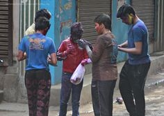 preparation for holi