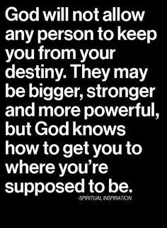 Ain't NOBODY GOD BUT GOD!
