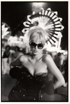 Cindy by Arthur Elgort, 1988