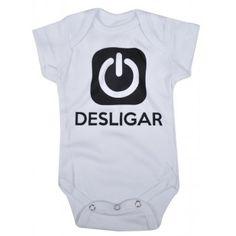 body bebê divertido botão desligar em suedine nuvem baby & kids. Moda bebê, Moda Infantil, Roupas de Bebê, roupas Infantis, Fashion Baby, Fashion Kids, bebê roupas, roupas de bebê. www.boobebe.com.br