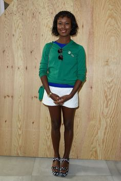 Style Story: Shala Monroque's Paris Fashion Week Takeover   The Mode Official: A hangout place for fashion and diversity.