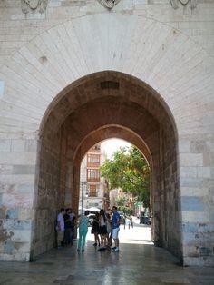 Torres de Serrans. Ruta Camins Medievals. Valencia. CaminArt