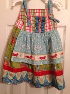 Check out this listing on Kidizen: Matilda Jane Knot Dress Sz 2 Euc  via @kidizen #shopkidizen