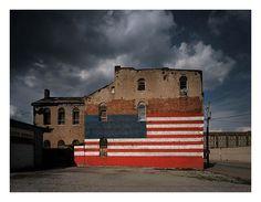 "Micheal Eastman's ""Vanishing America"" series"