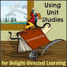 Using Unit Studies for Delight-Directed Learning--with a cowboy unit study Music Activities, Educational Activities, Homeschool Curriculum, Homeschooling Resources, Inquiry Based Learning, Unit Studies, Home Schooling, School Classroom, Teaching Kids
