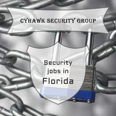 Florida Security guard training option unlimited