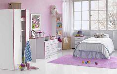 White Bedroom Furniture - The versatility of black and white lends itself to a wide variety of decoration options. Wood Bedroom Sets, Childrens Bedroom Furniture, White Bedroom Furniture, Bedroom Decor, Bedroom Ideas, Bed Furniture, Baby Bedroom, Bedroom Black, Black Furniture