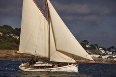 Alva starboard side. Cornwall Ben Harris-B