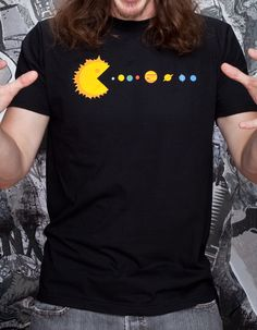 J!NX : The Devourer of Worlds Premium Tee - Clothing Inspired by Video Games & Geek Culture
