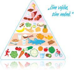 potravinová pyramida ministerstva zdravotnictví - Hledat Googlem