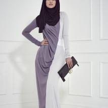 Cowl Neck abayah from 'Dignified' (Based in UK, ships Worldwide) Abaya Fashion, Modest Fashion, Fashion Dresses, Ladies Fashion, Womens Fashion, Inayah Collection, Abaya Designs, Islamic Fashion, Islamic Clothing