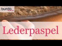 burda style: Lederpaspel