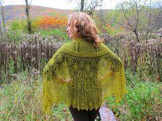 Ravelry $6 Passion Flowers pattern by Marisa Hernandez