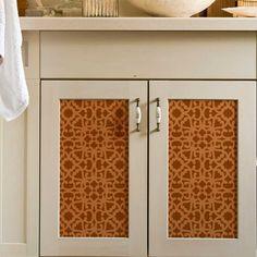 Painted Furniture Stencils for Decorative and DIY Home Decor - Royal Design Studio moroccan stencils