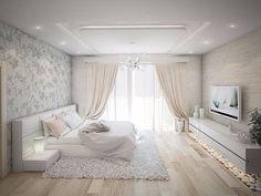 Designstudio Design Studio Ecke Odessa Ukraine Interieur Wohnung Haus K Dream Rooms, Dream Bedroom, Home Bedroom, Bedroom Decor, Bedroom Ideas, Design Bedroom, Hotel Room Design, Master Bedroom, Trendy Bedroom