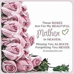 Birthday quotes for mother in heaven miss you 30 new Ideas Mom In Heaven Poem, Birthday In Heaven Mom, Missing Mom In Heaven, Mother's Day In Heaven, Mother In Heaven, Happy Birthday Mom, Mother Mother, Mom Birthday Quotes, Belated Birthday