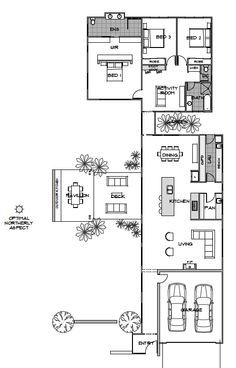 Ordinaire Rhea | Home Design | Energy Efficient House Plans | | Green Homes Australia