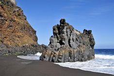 Playa El Bollullo, Tenerife - îles Canaries (Espagne)