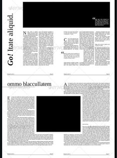 Best print newspaper templates in adobe indesign photoshop best print newspaper templates in adobe indesign photoshop designsmag pronofoot35fo Image collections