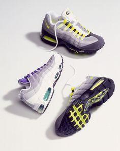 Nike Air Max 95: The Origin Story (Including Original Sketches) - EU Kicks: Sneaker Magazine