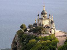 DecoArt24.pl - Фороская церковь Крым уникальное место