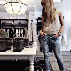 Maria Karlberg Winter Style, Winter Fashion, Leather Pants, Street Style, Instagram, Winter Fashion Looks, Leather Jogger Pants, Urban Style, Lederhosen