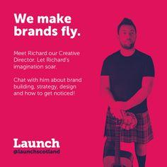 If Your Business' Brand Needs a Boost, We Can Help🚀🚀🚀 www.launchscotland.com #brand #branding #digital #design #brandidentity #brandimage #businessbrand #graphicdesign #creative #creativity #creativedesign #marketing #marketingagency #market #advertising #promotion #business #graphics #logo #logodesign #ayr #ayrshire #glasgow #rocketfuelforbusiness #launch Logo Design, Graphic Design, Branding Design, Brand Building, Business Branding, Glasgow, Creative Director, Brand Identity, Creative Design