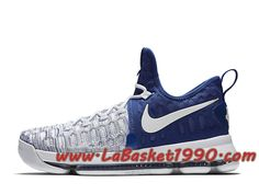 473f05a1115 Nike Zoom KD 9 EP 844382-411 Chaussures Nike Basket Pas Cher Pour Homme Bleu
