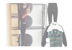 """""""[ & - Kai ]"""" by b-eli3ve ❤ liked on Polyvore featuring Yves Saint Laurent, Lacoste, Gap, L.L.Bean, men's fashion and menswear"""