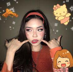 Beste Make-up koreanischen Jungen Ideen Makeup Inspo, Makeup Art, Makeup Inspiration, Beauty Makeup, Aesthetic Makeup, Aesthetic Grunge, Aesthetic Girl, Ullzang Girls, Cute Girls