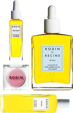 RODIN olio lusso; the go to face & body oil of Chanel Iman