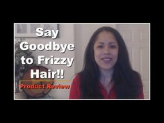 The Best Product to STOP Frizzy Hair Foreverrrr!