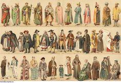 medieval clothes - Buscar con Google