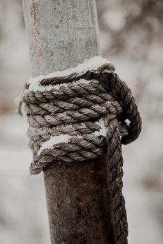 Foto d'estoc gratuïta de a l'aire lliure, amarrar, apretat Rope Tying, Brown And Grey, Gray, Free Stock Photos, Tie, Reading Club, Pictures, Grey, Cravat Tie